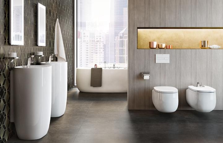 łazienka roca wytrój łazienki