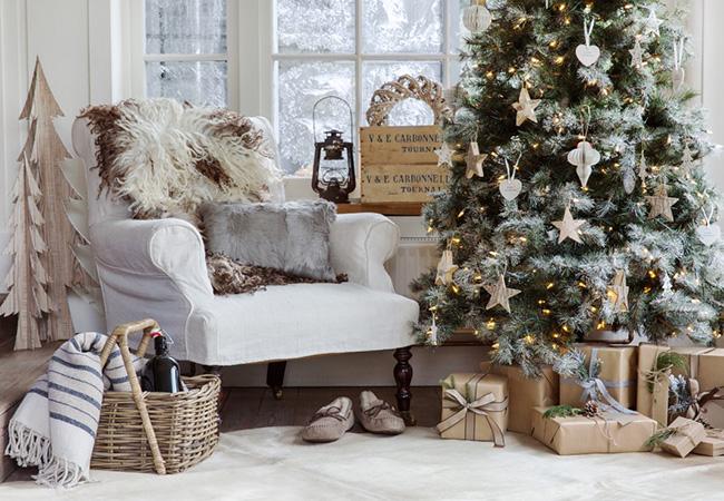 świąteczna aranżacja wnętrza