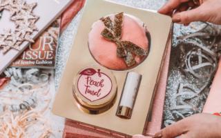 kosmetyczny zestaw na prezent