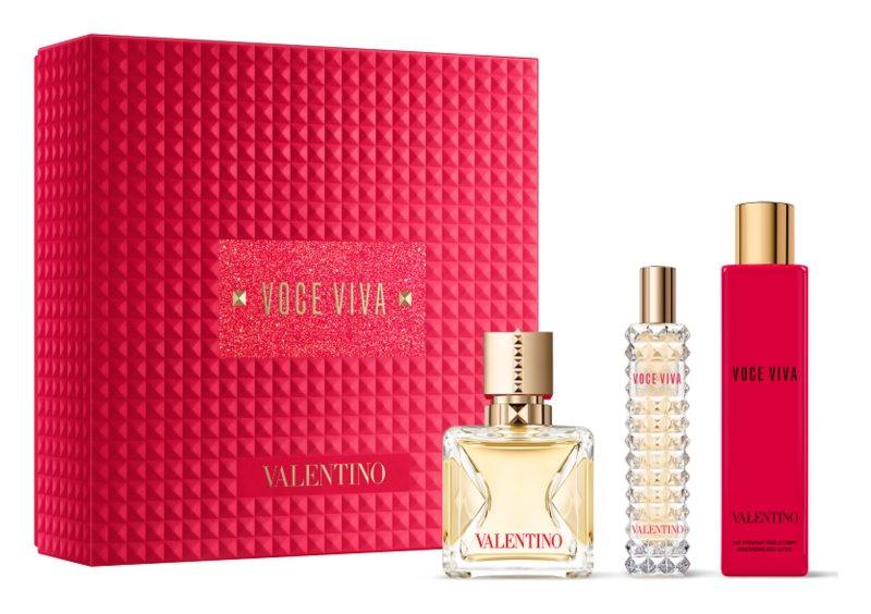 valentino zestaw prezentowy