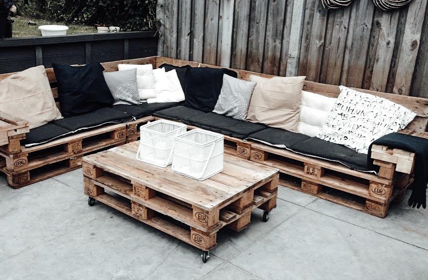 meble ogrodowe do wykonania samodzielnego