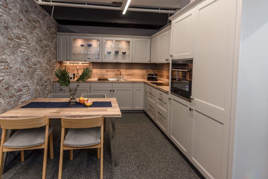 projekt kuchni skandynawskiej