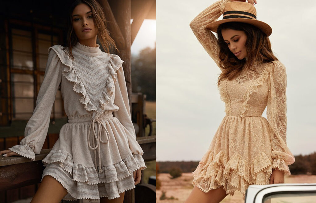sukienki na wiosne 2021