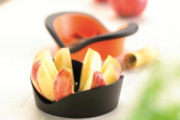 jak podzielić owoc na ładne cząstki