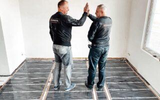 miesieczne koszty ogrzewania podłogoweg