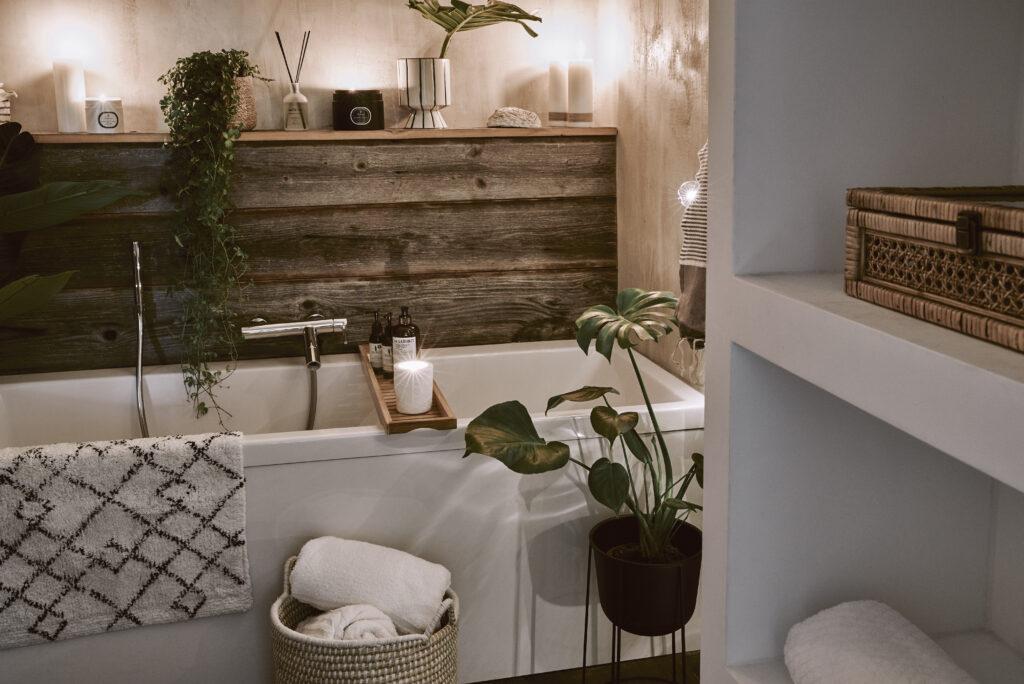 Westwing boho łazienka