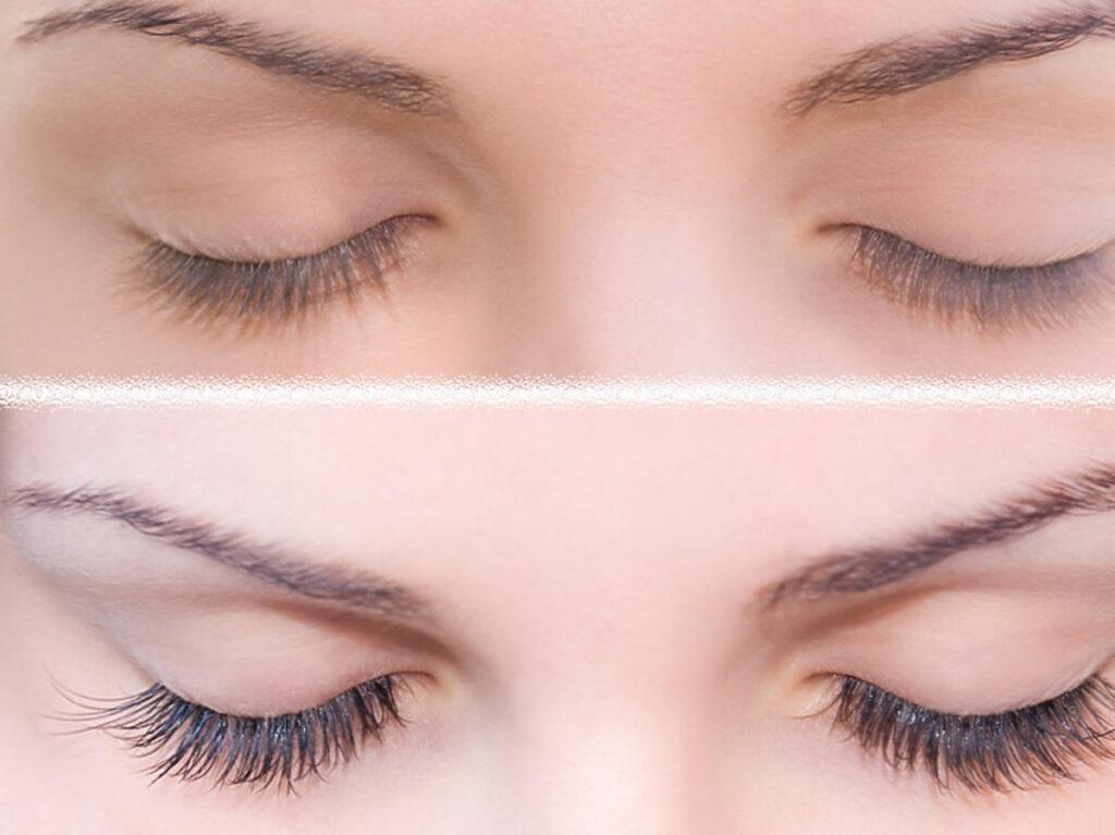 long 4 lashes efekty