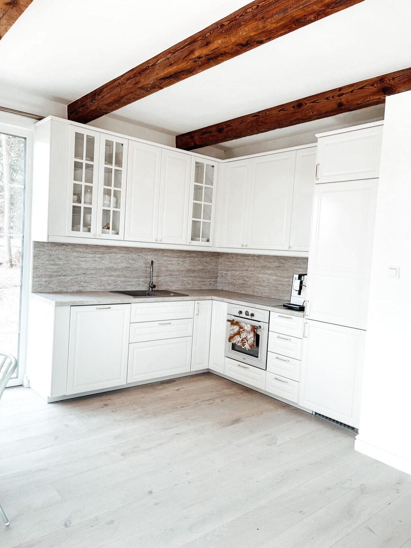 metamorfoza kuchni w starym domu