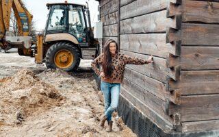 remont domu na wsi metamorfoza