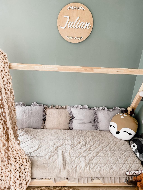 łóżeczko dla dziecka montessori