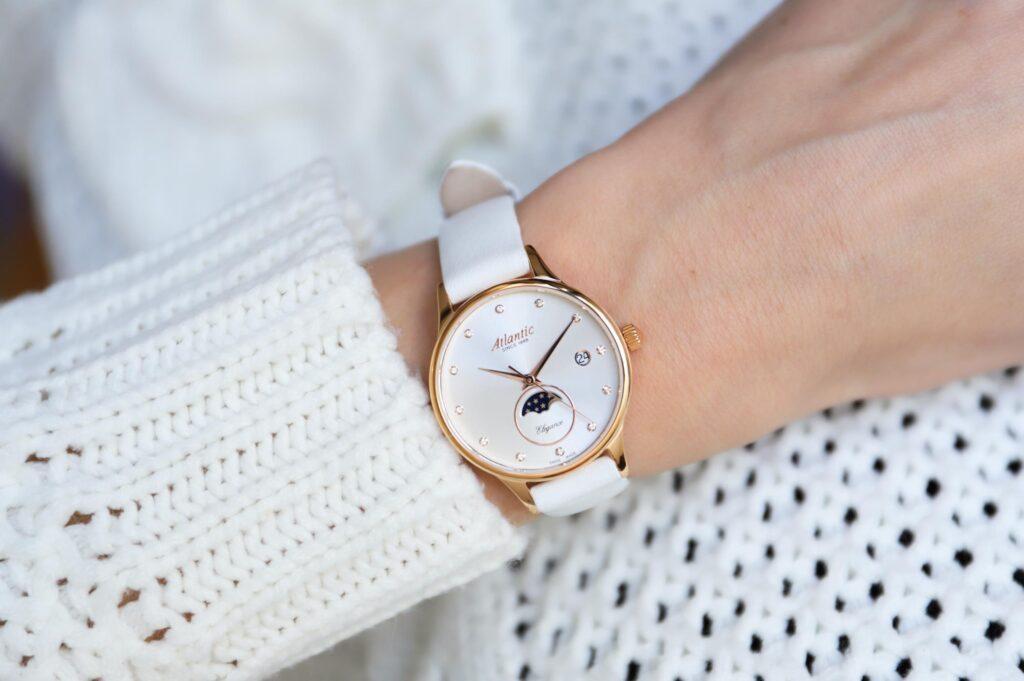 atlantic zegarek damski