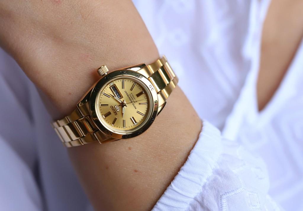 seiko zegarek damski