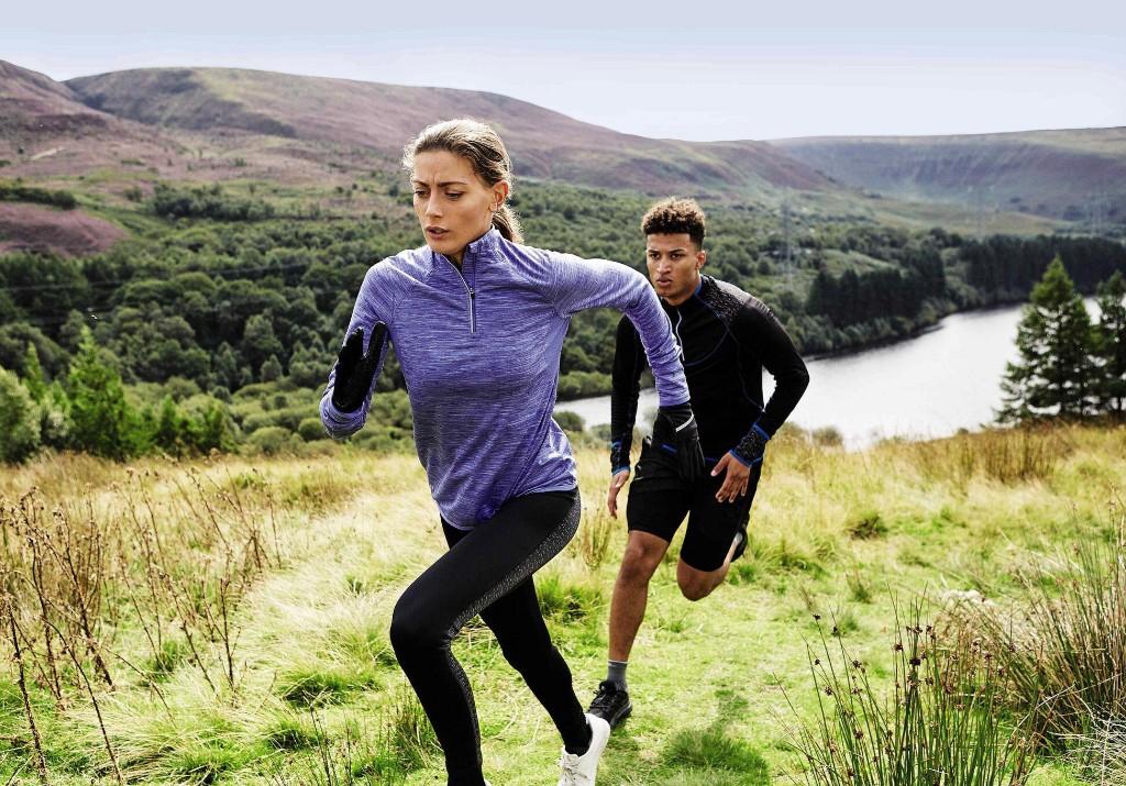 profesjonalna odzież do biegania