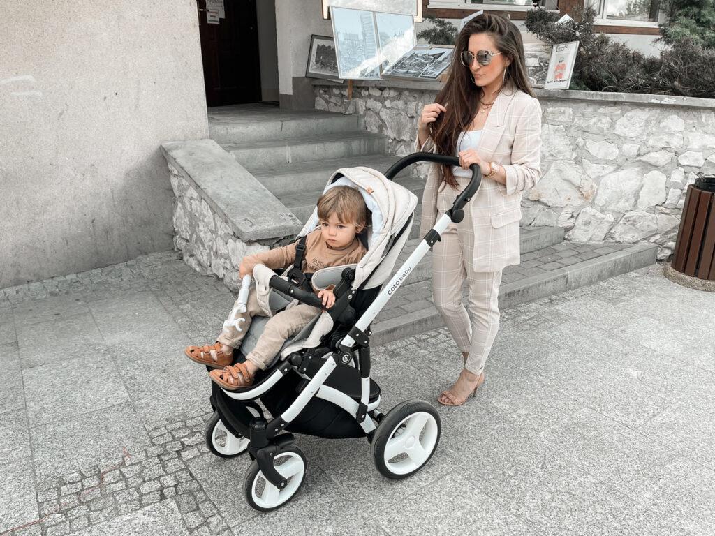 wózek dla noworodka jaki najlepszy