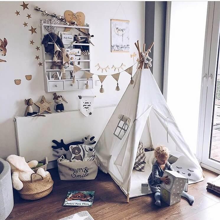 namioty tipi dla dzieci