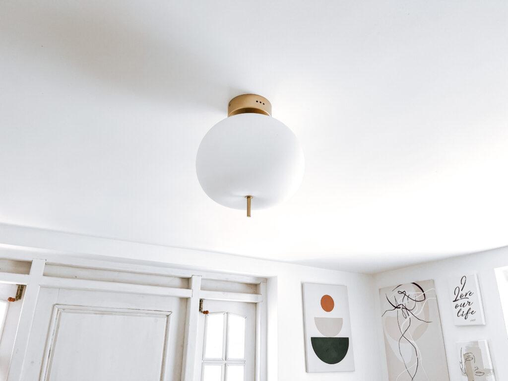 lampa altavola design apple