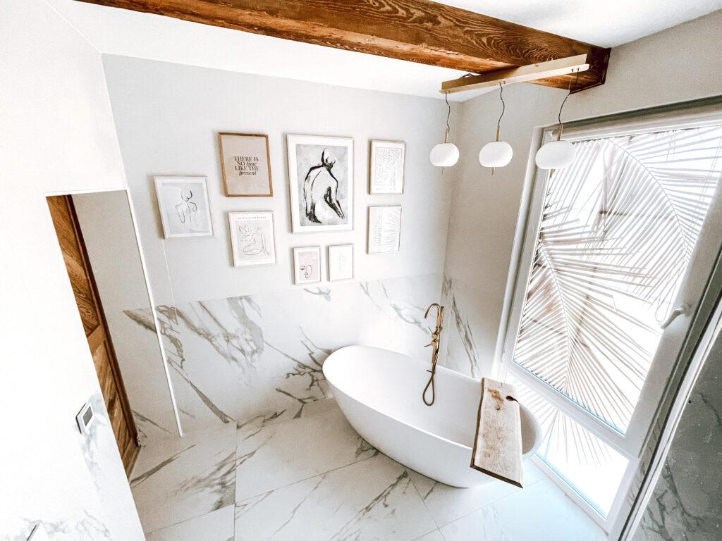 metamorfoza łazienki w starym domu