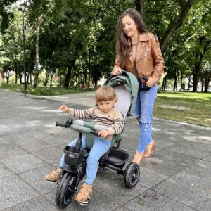 Wózek spacerowy i rowerek 2 w 1 – czy to się sprawdza? [TEST]