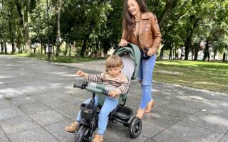wózek kinderkraft