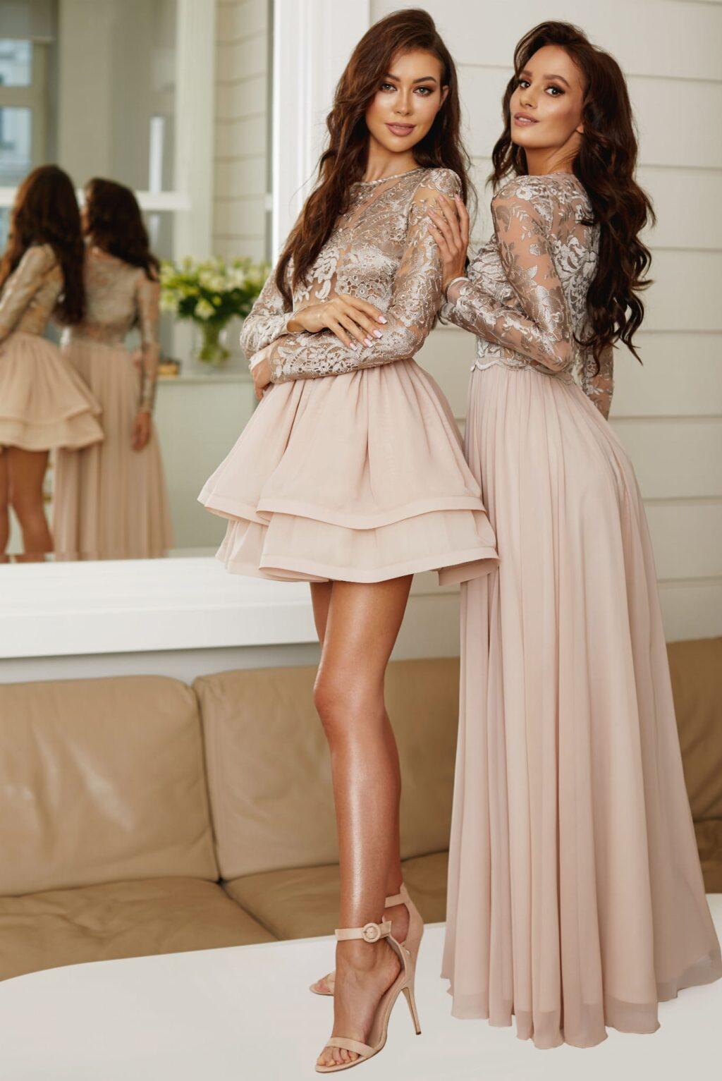 sukienka ekskluzywna