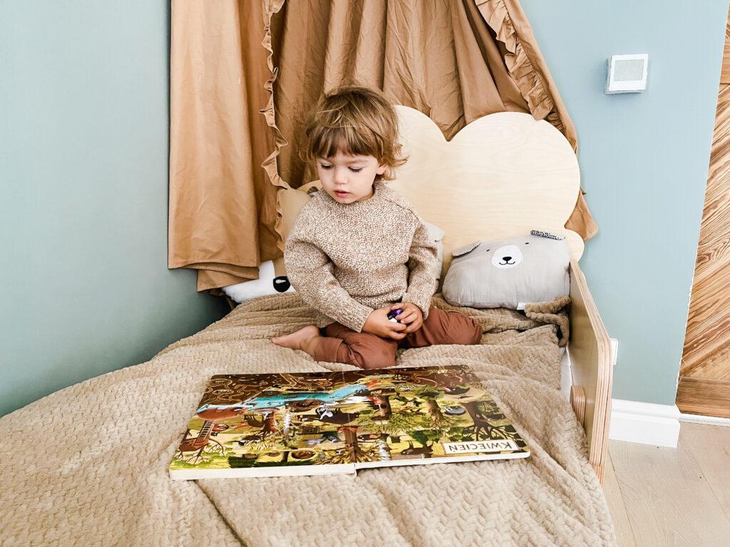 wartościowa ksiązka dla dziecka