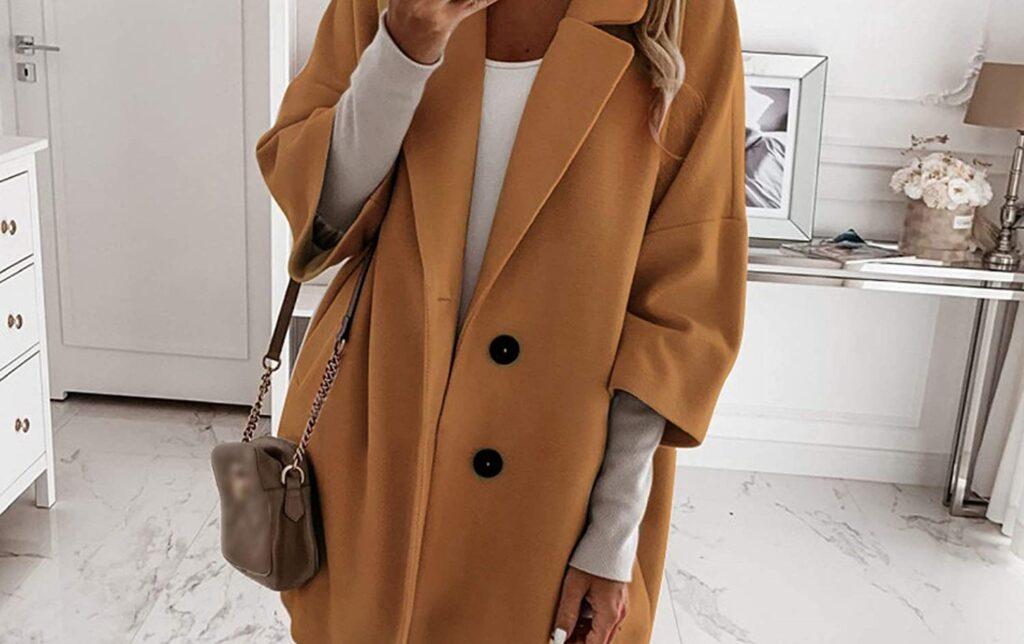 płaszcz jesienny 2021