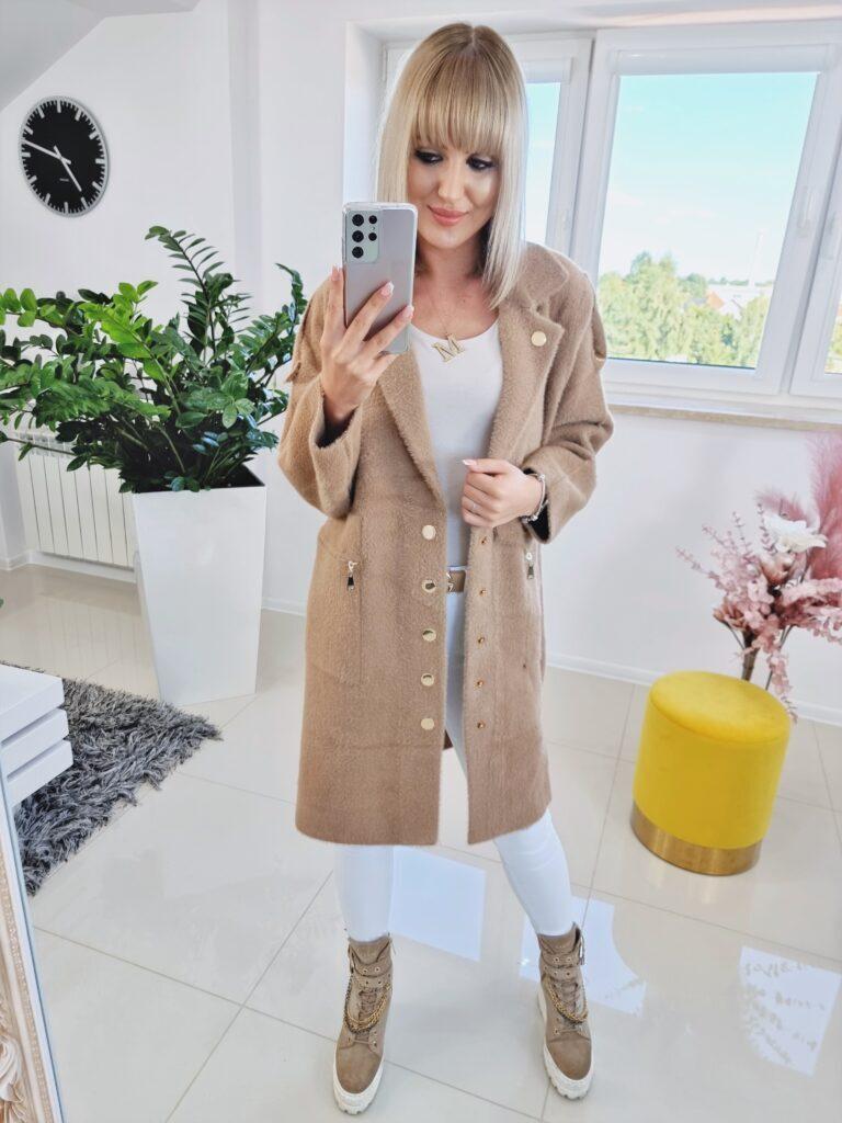 płaszcz na jesień 2021